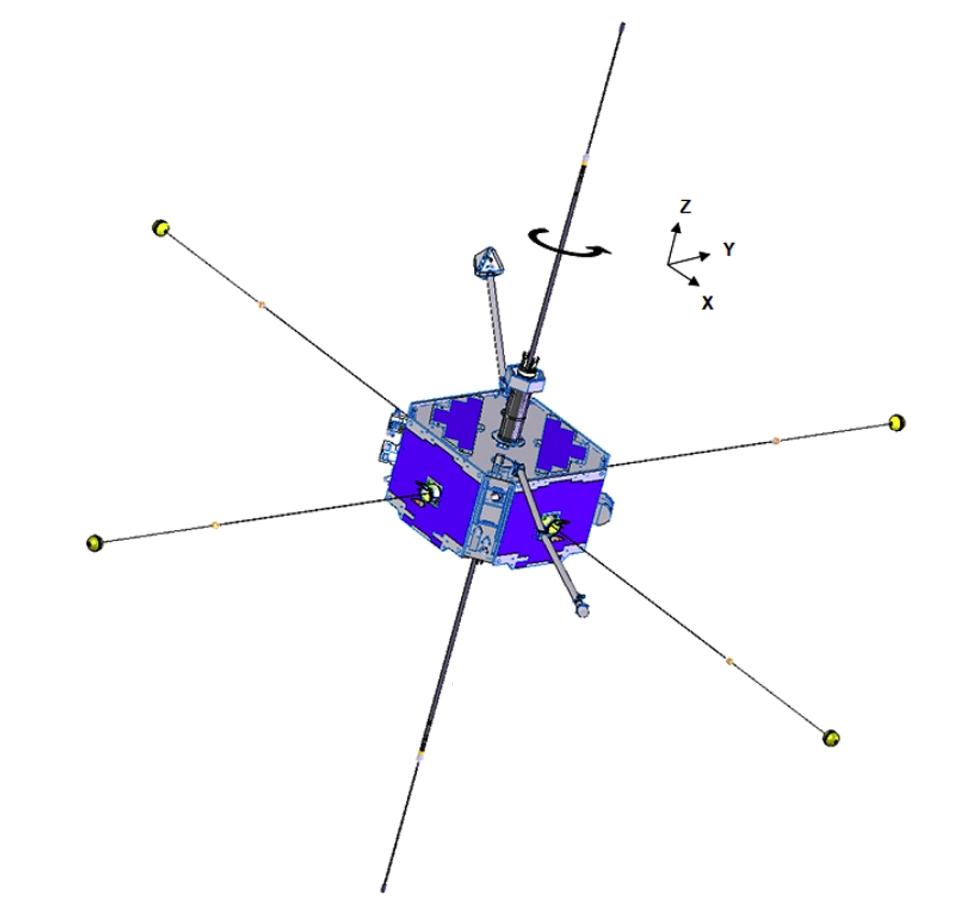 THEMIS spacecraft